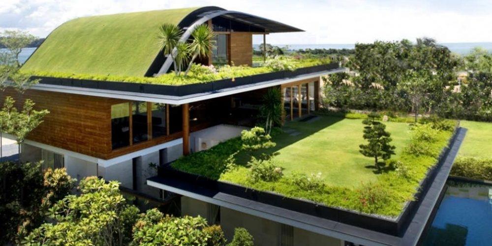 Arquitetura Como Criar Um Telhado Verde Led M 243 Veis