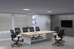 Sala de reunião - mesa Nobre