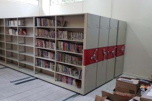 Arquivo Deslizante Escola